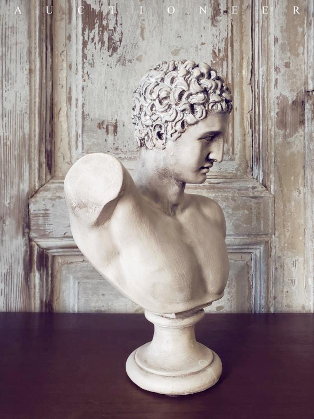 1950年代<br>義大利老石膏雕像 1
