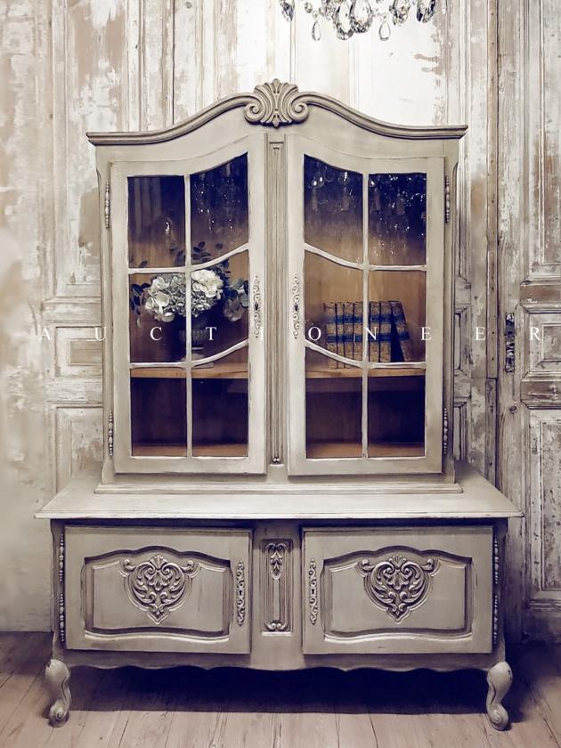 1950年代<br>法國路易十五展示櫃 1