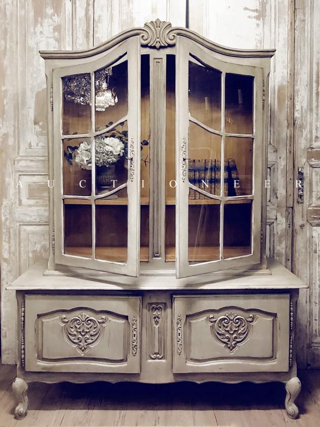 1950年代<br>法國路易十五展示櫃 4