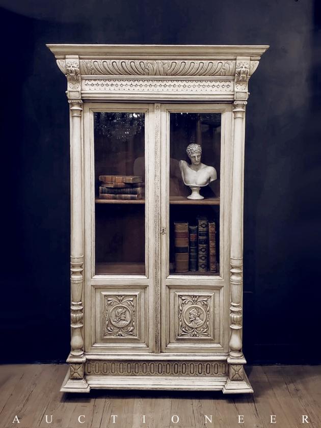 1900年代<br>法國文藝復興書櫃 1