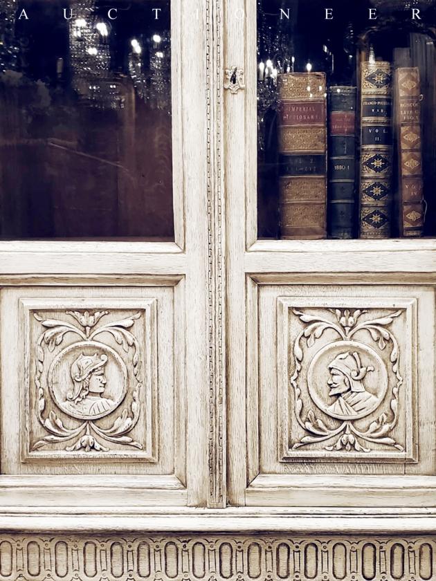 1900年代<br>法國文藝復興書櫃 3