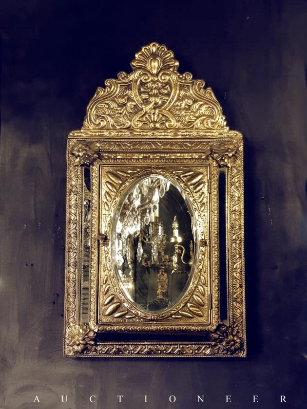 1950年代<br>義大利玄關置物鏡 1