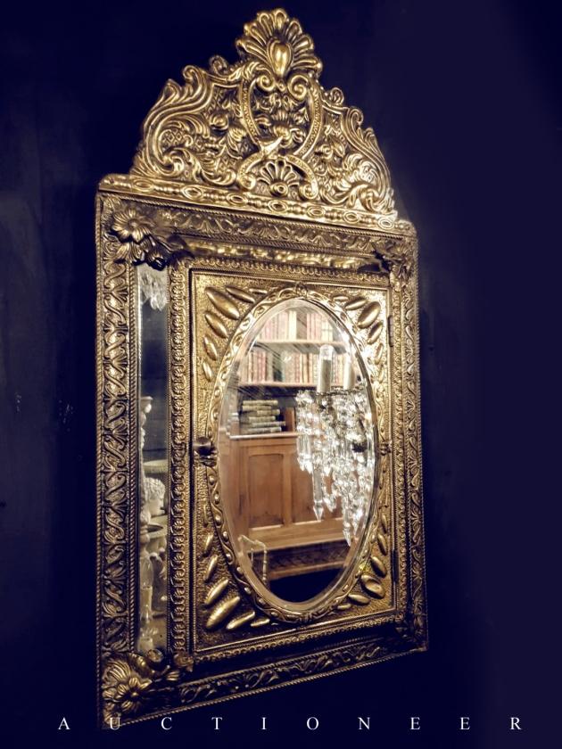 1950年代<br>義大利玄關置物鏡 3